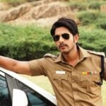 Vamsi Krishna Playing Role Of A Cop In The Movie