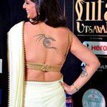 Varalaxmi Sarathkumar tattoos
