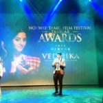 Vedhika Kumar - Norway Tamil Film Festival Award for the Best Actress for the film Kaaviya Thalaivan