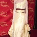 Wax Figure of Cate Blanchett