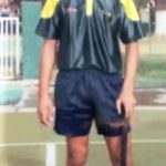 Young Sandeep Singh Playing Hockey