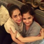 Gauri Shinde With Sridevi
