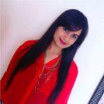 Neelam Upadhyaya's Sister Aafreen P Vikas