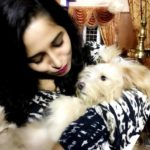Aditi Rai loves dogs