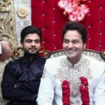 Ahmed Shehzad with his brother