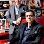 Ajay Bijli with his brother Sanjeev