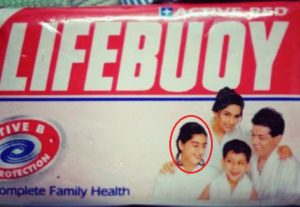 Amrita Prakash Face Of Lifebuoy