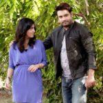 Amrita Prakash With Vivian Dsena