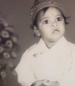 Anuraag Muskaan Childhood Photo