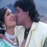 Ayesha Jhulka with Mithun Chakraborty