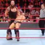 Braun Strowman - Inverted Facelock Forearm Club