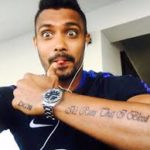 Danushka Gunathilaka Tattoos