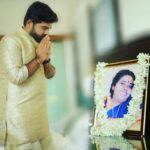 Deepan Murali Mother (Photo Frame)