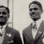 Dhyan Chand With His Brother Roop Singh