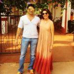 Divya Seth With Her Husband