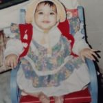 Garima Jain- Childhood Picture