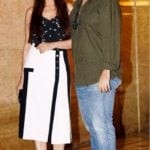 Goldie Behl With His Wife, Sonali Bendre