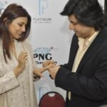 Goldie Behl With Sonali Bendre