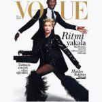Hailey Baldwin On The Cover Of Vogue