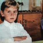 Igor Akinfeev in his childhood