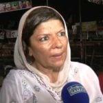 Imran Khan Sister Aleema Khanum
