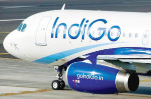 IndiGo Airlines' Aircraft