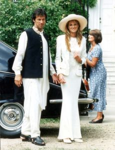 Jemima Goldsmith married to Imran Khan