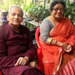 Kanupriya Pandit parents