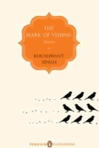 Khushwant Singh The Mark of Vishnu