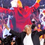 López Obrador After Winning The Mexican Presidency