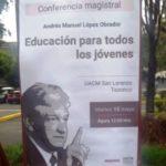 López Obrador And The Universidad Autónoma de la Ciudad de México