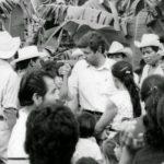 López Obrador Campaign For Carlos Pellicer