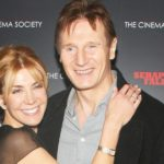 Liam Neeson With His Ex-Girlfriend Natasha Richardson