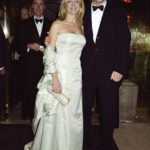 Liam Nesson with Natasha Richardson