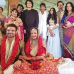 Mahaakshay Chakraborty aka Mimoh and Madalsa Sharma marriage photo
