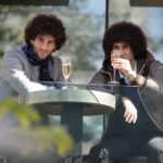 Marouane Fellaini drinking alcohol