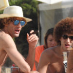 Marouane Fellaini smoking Cigar