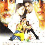 Mehul Nisar film debut - Mohabbatein (2000)