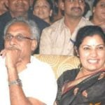 NTR's Daughter (Daggubati Purandareswari) With Her Husband