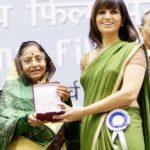 Neeta Lulla at 56th National Film Awards