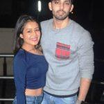 Himansh Kohli with Neha Kakkar
