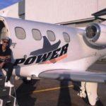 Neymar - Cessna 680 Jet