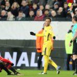 Neymar- Handshake Snub