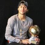 Neymar - Samba Gold Award