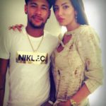Neymar and Soraja Vucelic