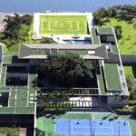 Neymar's house in Rio de Janeiro, Brazil