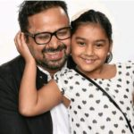 Nikkhil Advani With His Daughter
