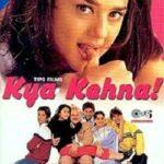 Nivedita Bhattacharya film debut - Kya Kehna (2000)