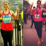 Nivedita Bhattacharya participated in racing competitions