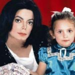Paris Jackson With Her Father